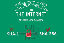 Mozilla将在明年一月对 SHA-1证书展示连接不可信的错误-SSL信息